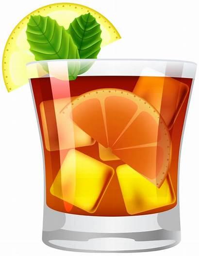 Cocktail Clipart Cuba Drink Libre Christmas Clip