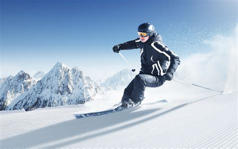 Skiing Background Skiing Computer Wallpapers Desktop Backgrounds