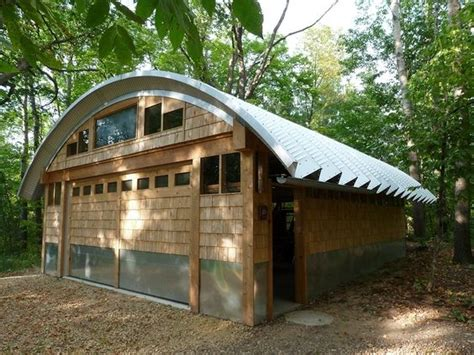 arch roof house steel arched roof curved and clear span roof steelmaster quonset hut pinterest search