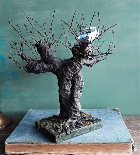 whomping willow harry potter inspired gift
