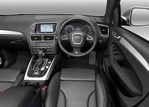 Indian Audi Q7 Interior