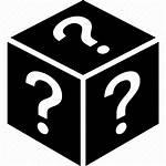 Box Loot Icon Mystery Random Lootbox Randomized
