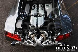 Audi R8 Motor : 860hp audi r8 v10 twin turbo exotic whips tv ~ Kayakingforconservation.com Haus und Dekorationen