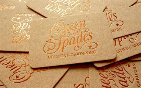 fpo queen  spades business card