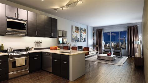 kitchens for small apartments studio apartments in chicago for every taste and budget