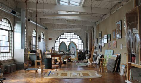 Incentive - vvisit artist's studio