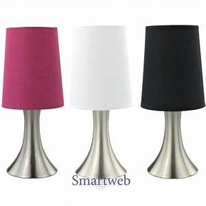 Nachttischleuchte Touch Funktion : touch nachttischlampe nachttischleuchte tischlampe nachtlampe stehlampe lampe ebay ~ Orissabook.com Haus und Dekorationen