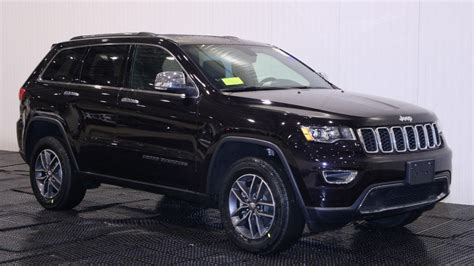 New 2018 Jeep Grand Cherokee Limited Sport Utility in ...