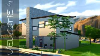 simple sims modern house plans ideas photo the sims 4 modern house welcome 4 small hd