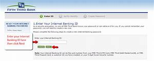 Fifth Third Bank Online Banking Login
