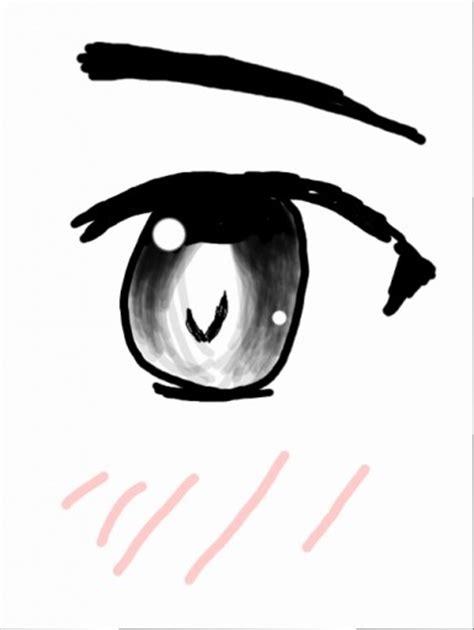 Anime Eye Close Up Close Up Anime Eye
