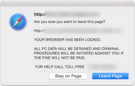os x and ios get rid of safari scam pop ups the mac
