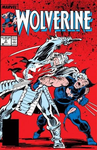 Marvel Comic Wolverine Homage Legacy Covers Vol