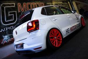 2015 Volkswagen Polo Gti Tuned To 260 Hp By Hg