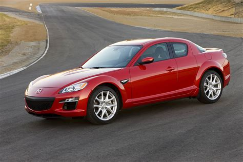 Grand Touring Autos by 2011 Mazda Rx 8 Grand Touring Editors Notebook