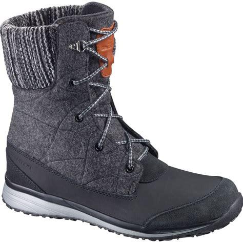 salomon hime mid winter boot womens backcountrycom