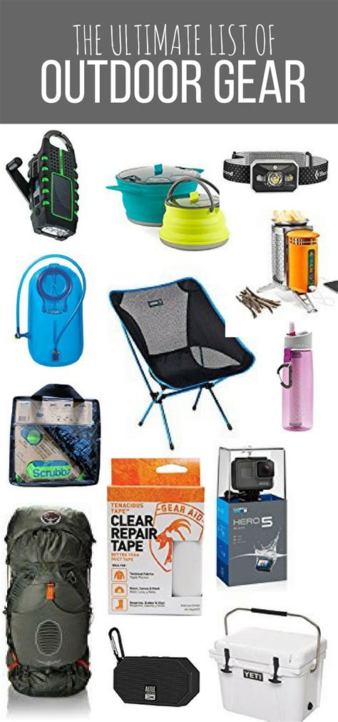50 Awesome Functional Gifts For The Outdoor Lover