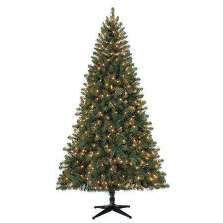 duncan fir tree time 7ft pre lit duncan fir artificial tree with 450 clear lights green