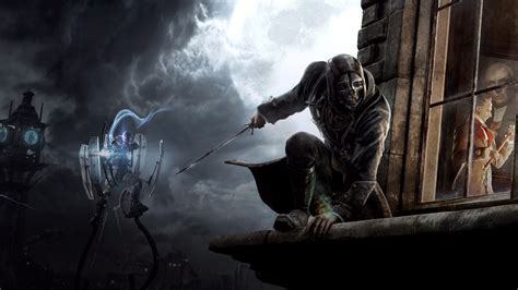 Cool Dishonored Game 3d Free Download Wallpapers Hd