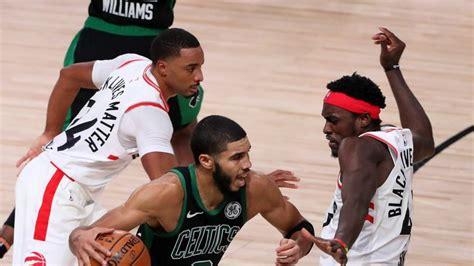 Boston Celtics Beat Toronto Raptors To Reach Conference Finals