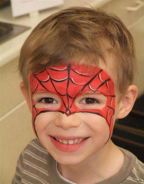 gesichter malen für kinder schminken kinder maske augen caritas