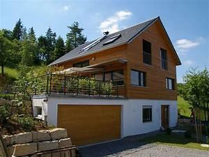 Fertighaus Bungalow Holz : holzhaus rosskopf holzhaus fertighaus ~ Markanthonyermac.com Haus und Dekorationen