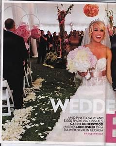 Carrie Underwood's Wedding in People! - Jimmy Choos ...