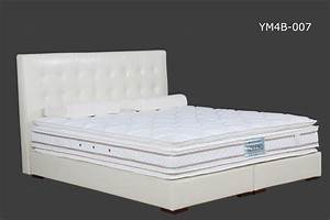 China double pillow top mattress ym4b 007 china spring for Dual pillow top mattress