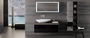 Déco Salle De Bain Noir Et Blanc : salle de bain noir et blanc c 39 est la tendance deco cool ~ Melissatoandfro.com Idées de Décoration