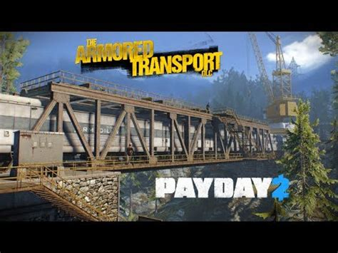 We Re Gonna Need A Bigger Boat Payday 2 payday 2 robo al tren dinero by eddie lagoonate