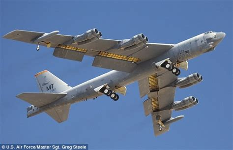 Cold Warera B52 Bomber Resurrected From Air Force's