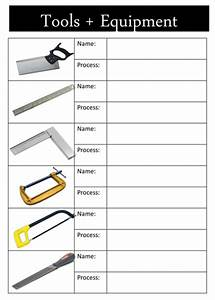 Tools & Health & Safety in the Workshop worksheet by