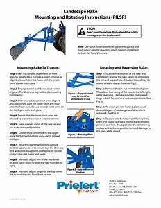 Landscape Rake Mounting And Rotating Instructions  Pilsr