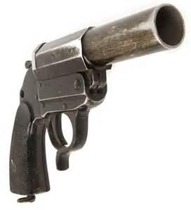 Nazi German Flare Gun