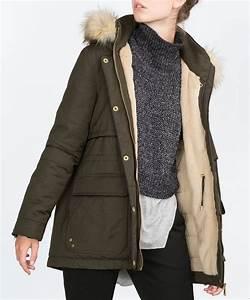 Manteau Femme Petite Taille : manteau femme avec capuche zara manteau femme zara ~ Melissatoandfro.com Idées de Décoration