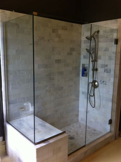 frameless shower glass doors frameless glass shower door photo gallery precision glass