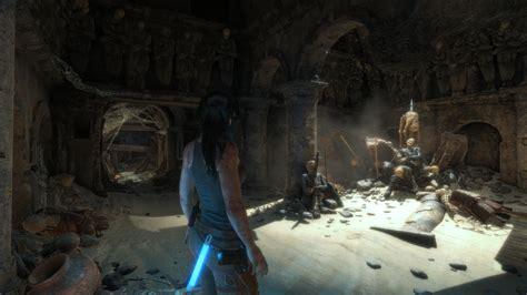 Rise Of The Tomb Raider Pc Performance Analyzed Nvidia