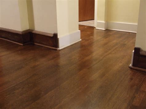 hardwood floor refinishing pictures stain