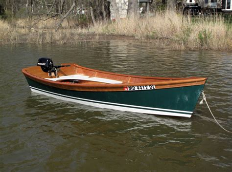 Wooden Skiff Boat Kits by Peeler Skiff Woodenboat Magazine
