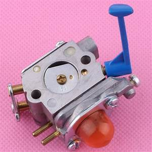 W38 Zama Carburetor Carb For Husqvarna 125ldx 125l 128ld