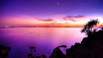 Sunset Pink Wallpapers 1080p Laptop Nature 4k