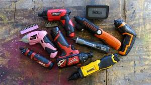 The Best Electric Screwdrivers Of 2020