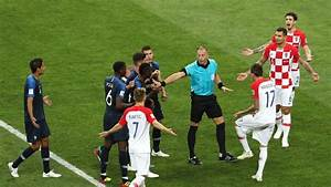 France penalty decision against Croatia wrong, says Dermot ...
