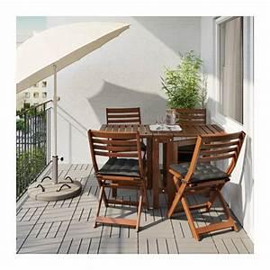 Balkontisch Und Stühle : klapptisch au en pplar braun las braun balkonien ~ A.2002-acura-tl-radio.info Haus und Dekorationen