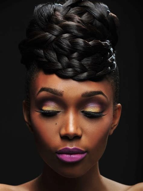Hairstyles Black And by 20 Gorgeous Black Wedding Hairstyles