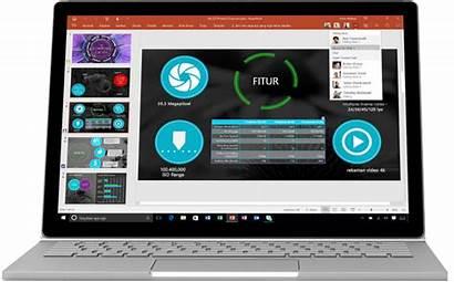Powerpoint Microsoft Office Presentation Presentasi Slide Screenshot