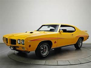 1970  Pontiac  Gto  Judge  Hardtop  Coupe  4237  Muscle