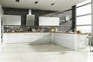 Modern kitchen backsplash to create comfortable and cozy for Kitchen cabinet trends 2018 combined with nappe en papier