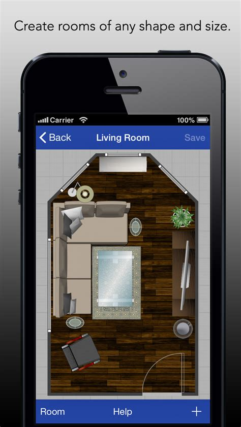 build a room app rooms create room layouts with ease ios