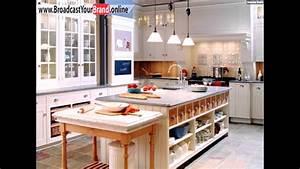 Kücheninsel Bar Theke : k cheninsel unterschrank stauraum ideen youtube ~ Markanthonyermac.com Haus und Dekorationen